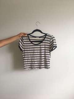 Striped tshirt from GARAGE