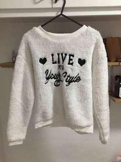 REPRICED Terranova Fluffy Sweater