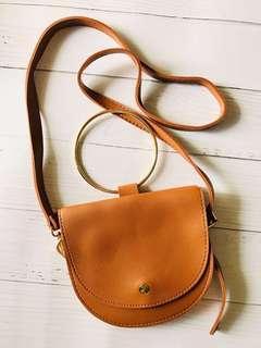 ✅ Ring handle Vintage Sling Bag #sephora50