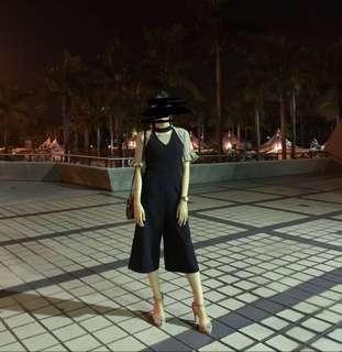 PRICE REDUCED: Black Jumpsuit