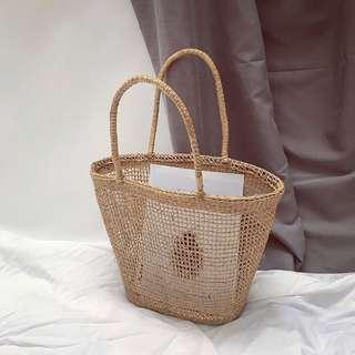 ✅ Rattan Woven Bag #PayWithBoost #sephora50