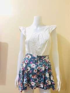 Top and Skirt A