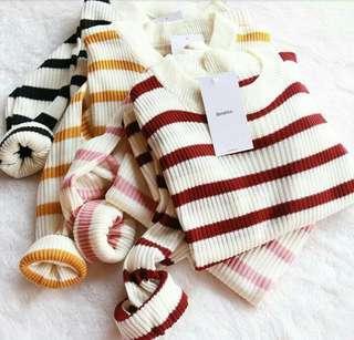 Mikayla knit berskha