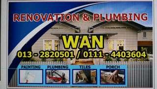 Wan Tukang paip Dan Bumbung bocor all area Selangor 0132820501
