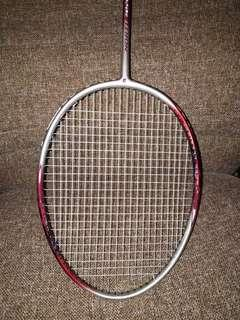 BRIDGESONE NORTIX 45 碳纖维羽毛球拍 新淨