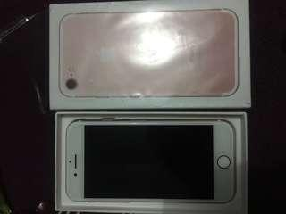 iphone 7 32GB Rosegold
