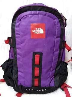 The North Face base camp Hot Shot backpack