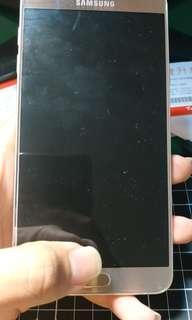 🚚 Note5 螢幕黑屏  當零件機 64gggg