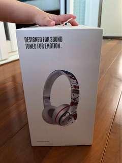 🚚 ✨Beats Solo2 Hello kitty 40週年特別限量版耳罩式耳機(全新正品)原價要價近9千❗️