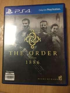 🚚 The Order 1886 PS4