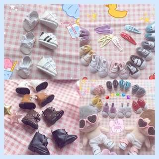 20CM DOLL SHOES BTS EXO
