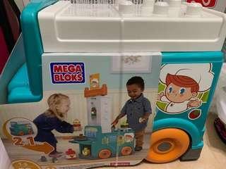 Mega Bloks 廚房玩具