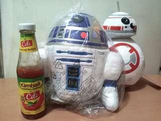 Star Wars lot of Last Jedi Promo Items