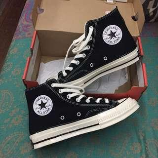 Chuck Taylor Black High Cut Unisex
