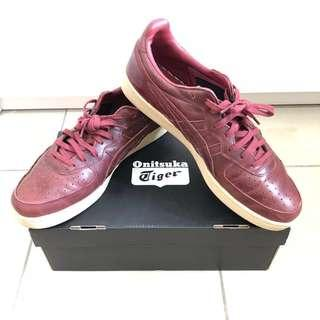 Onitsuka Tiger GSM Red Leather