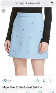 Maje Bee Skirt