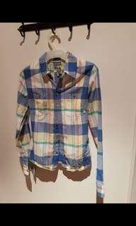 XXS TNA Dress Shirt