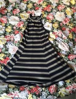 Hollister High-Neck Dress