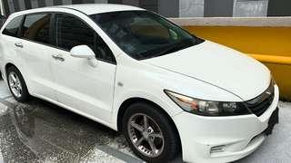 Stream RN6 1.8A 2008 have rooftop DVD...and rear camera system intact.. super condition..Tyre just use 2mth