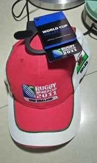 Brand new original special edition official merchandise rugby world cup 2011 wales cap