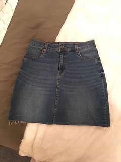 *WINTER SALE* UO Denim Skirt