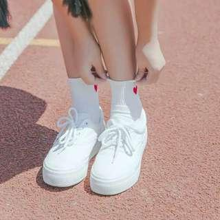 Kaos kaki korea / korean socks - NO NEGO