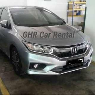 Honda City 2018 Fullspec