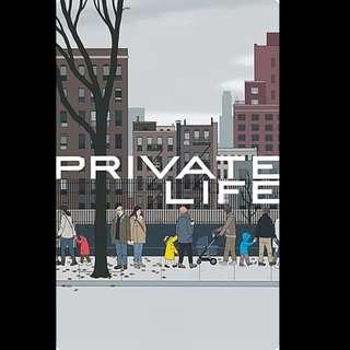 [Rent-A-Movie] PRIVATE LIFE (2018)