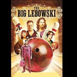 [Rent-A-Movie] THE BIG LEBOWSKI (1998)