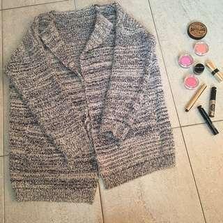 Inspired Chanel Knitted Blazer