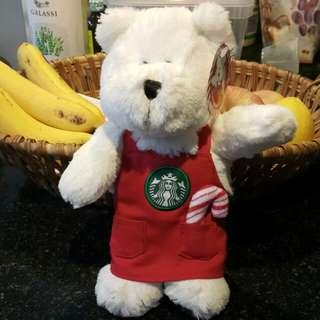 Starbucks Holiday 2011 Bearista Bear