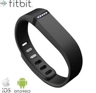 Black Fitbit Flex Watch