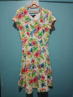 Forever 21 Floral Dress XS