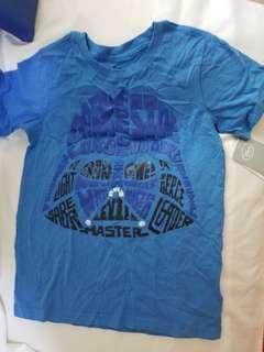 100% new Darth Vader 凸字t shirt brand new