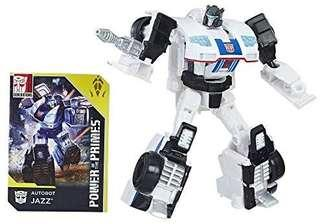 [Brand New] Transformers Power of the Primes (POTP) - Deluxe  Class Jazz