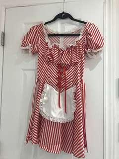 Nurse Halloween costume -size small