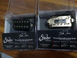 Suhr Thornbucker set
