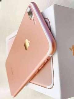 Iphone 7 plus 128gb Rosegold FU