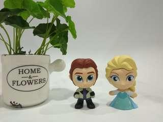 Hans & Elsa by FROZEN