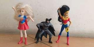 Action figures HERO [3pcs]