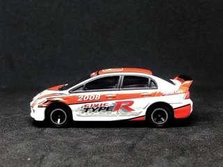 Tomica Honda Civic Type R (BYUN)