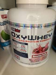 Oxywhey strawberry - 75 servings
