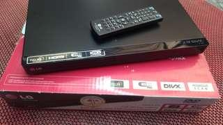 DVD PLAYER LG DP 542 H
