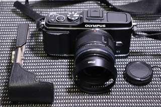 Kamera Olympus ep3