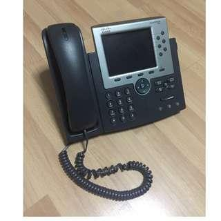 Cisco 7965 Unified VOIP Phone