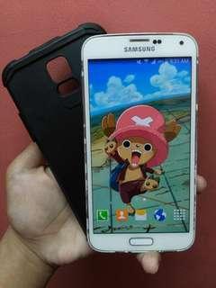 SAMSUNG S5 (GLOBE LOCKED)