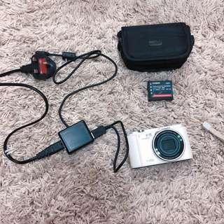 Casio ZR1500 自拍美顏相機
