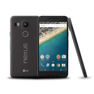 Google Nexus 5X 32GB - Brand New Malaysia Set - 18 Months Warranty! [70% Discount PROMO]