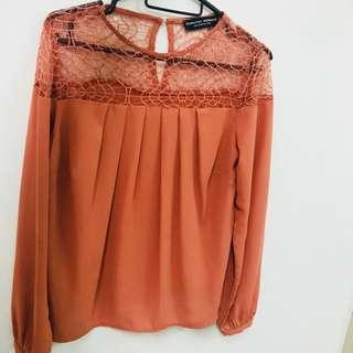 Dorothy Perkins Lace Blouse