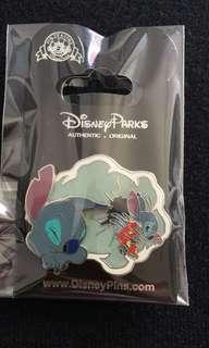 史迪仔-Disney pin迪士尼襟章